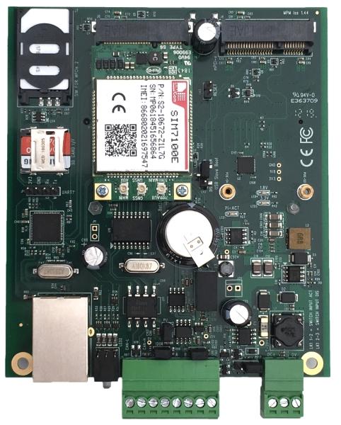 Raspberry Pi Industrial IoT Edge Gateway